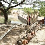 The Water Project: Ngitini Community -  Sand Dam Construction