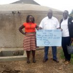 The Water Project: Shiru Primary School -  Tank Dedication