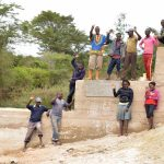 The Water Project: Ngitini Community -  Finished Sand Dam
