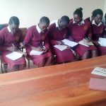 The Water Project: Shikhondi Girls Secondary School -  Training