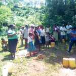 The Water Project: Shirakala Community -  Training