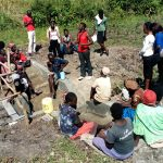 The Water Project: Burachu B Community A -  Spring Care Training