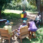 The Water Project: Emachembe Community, Hosea Spring -  Training