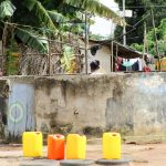 The Water Project: Lungi Town, 112 Alimamy Seray Modu Road -  Well To Be Rehabilitated