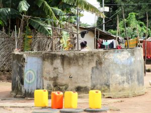 The Water Project:  Well To Be Rehabilitated