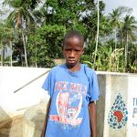 The Water Project: Tombo Bana Community -  Molai Bangura