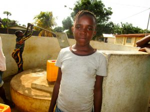 The Water Project:  Rabiatu Koroma
