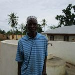 The Water Project: Kafunka Community -  Momoh Sesay