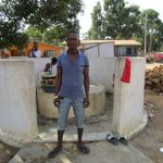 The Water Project: Kasongha Community, 16 Komrabai Road -  Foday Kamara