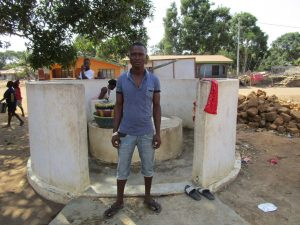 The Water Project:  Foday Kamara