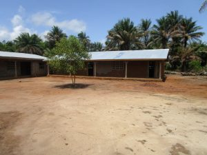 The Water Project:  School Facilities Expansion