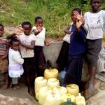 The Water Project: Elukho Community -  Monitoring Visit