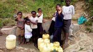 The Water Project:  Monitoring Visit