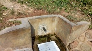 The Water Project:  Discharge Pipe Repaired