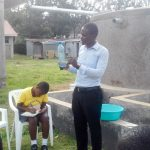 The Water Project: Joyland Special Secondary School -  Water Treatment Training
