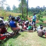 The Water Project: Handidi Community, Chisembe Spring -  Training