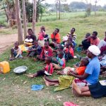 The Water Project: Emachembe Community -  Handwashing Training