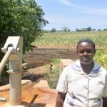 The Water Project: Katitu Community -  Timina