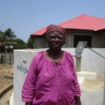 The Water Project: Royema, New Kambees -  Pump Caretaker Haja Koroma