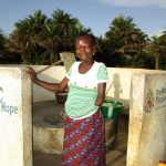 The Water Project: Kitonki Community, War Wounded Camp -  Yaela Sesay