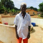 The Water Project: Mayaya Village A -  Pa Gribilla Kamara