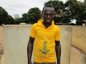 The Water Project:  Alusine Massaquoi