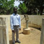 The Water Project: Ernest Bai Koroma Secondary School -  Komrabai Conteh