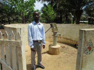 The Water Project:  Komrabai Conteh