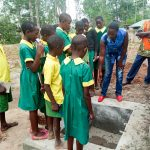 The Water Project: Madegwa Primary School -  Tank Care Training