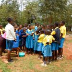 The Water Project: Eshilibo Primary School -  Handwashing Training