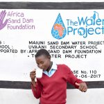 See the Impact of Clean Water - A Year Later: Uvaani Secondary School