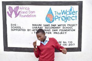 The Water Project:  Naomi Ndinda