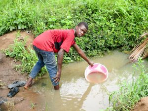 The Water Project:  Alternative Source