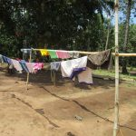 The Water Project: Tardie Community -  Clotheslines A Year Later