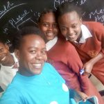 The Water Project: Shikhondi Girls Secondary School -  Having Fun During Break