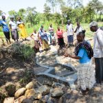 The Water Project: Muyundi Community, Ngalame Spring -  Spring Management Training
