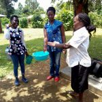 The Water Project: Irumbi Community A -  Handwashing Training