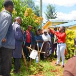 The Water Project: Utuneni Community A -  Handwashing Training