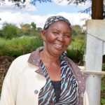The Water Project: Nzalae Community -  Mary Kitheka