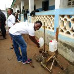 The Water Project: Mabendo Community -  Handwashing Training