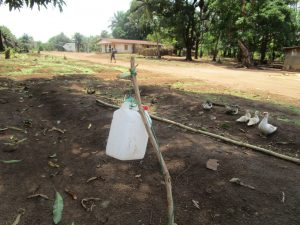 The Water Project:  Handwashing Station A Year Later