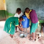 The Water Project: Madegwa Primary School -  Handwashing Training