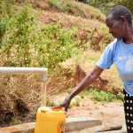The Water Project: Kyumbe Community -  Paulina Nyiva