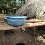 The Water Project: Tardie Community -  Dish Rack A Year Later