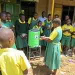 The Water Project: Jidereri Primary School -  Handwashing Training
