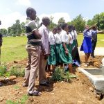 The Water Project: ACK Milimani Girls' Secondary School -  Tank Management Training