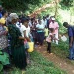 The Water Project: Shirakala Community -  Handwashing Training