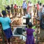 The Water Project: Musiachi Community -  Training At The Spring