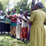 The Water Project: Emachembe Community A -  Handwashing Training