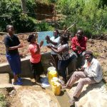 The Water Project: Luvambo Community B -